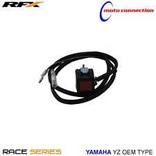 RFX RACE SERIES OEM TYPE KILL SWITCH KILL BUTTON FOR YAMAHA YZ125 YZ250 1987