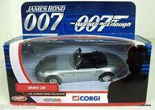 CORGI 1/36 - TY05002 BMW Z8 THE WORLD IS NEVER ENOUGH JAMES BOND 007