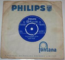 MARTY WILDE, YOUR SEVENTEENTH SPRING*LITTLE GIRL, 1960, PHILIPS 1078, EX-/EX+