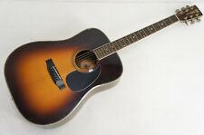 MORRIS W-35 Acoustic Guitar Made in Japan Vertical Logo Free Shipping 888v17