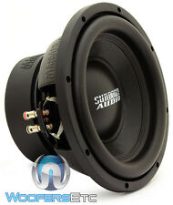 "SUNDOWN AUDIO E-10 V.3 D4 10"" 500W RMS DUAL 4-OHM CAR SUBWOOFER BASS SPEAKER NEW"