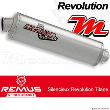 Silencieux Pot échappement Remus Revolution Titane BMW R 1150 R 99+