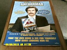 Anchorman (will ferrell) Movie Poster A2