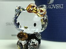 SWAROVSKI HELLO KITTY HALLOWEEN RETIRED 2016 MIB #1191918