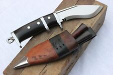 "5"" Full Tang Blade Kukri, Gurkha Working knife, Khukuri, Hand Forged EGKH Nepal"