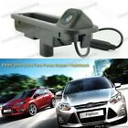 Car Trunk Handle + Rear View Reverse Camera for Ford Focus MK3 2011-2014