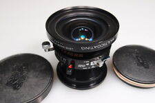 SCHNEIDER KREUZNACH SUPER ANGULON XL 58mm 1:5.6 MULTICOATING LENS 4X5
