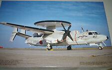 "MAQUETA AVION E-2CJ HAWKEYE "" 10th ANNIVERSARY """