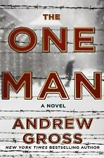 ~New~ The One Man by Andrew Gross ~ 1st Edition ~ Free shipping