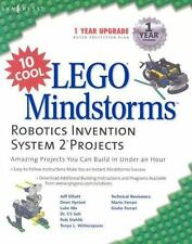 10 Cool LEGO Mindstorms Robotics Invention System 2 Projects: Amazing Projects Y