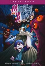ASPETTANDO MONSTER ALLERGY - VARIANT 2 - FUMETTO TUNUE' - ITALIANO NUOVO