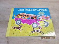 Unser Freund der Omnibus. Herbert Thiele/K.H.W. Schröter. Titania Verlag 1966.