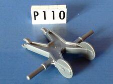 (P110.1) playmobil piéce vehicule remorque bâteau