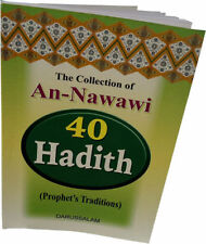 The collection of An-Nawawi 40 Hadith By Imam An- Nawawi