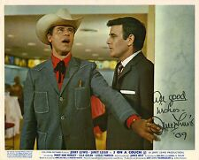 Hand Signed 8x10 original Lobby Card photo JERRY LEWIS Dean Martin + my COA
