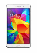 Samsung Galaxy Tab 4 7 Inch  T230 8GB WiFi White: EU PLUG NEW SEALED RRP £155