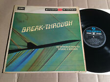 V/A - BREAK-THROUGH - AN INTRODUCTION TO STUDIO 2 STEREO - LP - COLUMBIA STWO1
