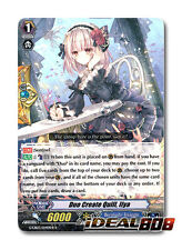 Cardfight Vanguard  x 4 Duo Create Quill, Ilya (Black) - G-CB03/024EN-B - R Mint