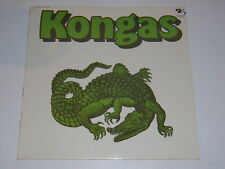 Kongas - Same.... Barclay / 1974l--- Vinyl: near mint /Cover:ex
