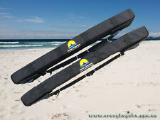 - Deluxe Soft Roof Rack XLarge Kayak Surfboard SUP Snow board Surf ski $139
