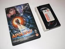 Betamax Video ~ Apology ~ Lesley Ann Warren / Peter Weller ~ Medusa Home Video