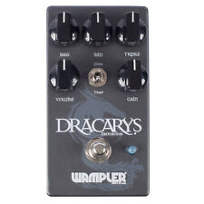 Wampler Dracarys Distortion Guitar Effect Pedal New
