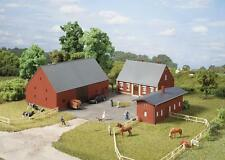 Auhagen x 3 Farm Buildings 11439 HO Scale (suit OO also)
