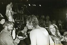 JOHNNY HALLYDAY PALAIS DES SPORTS 1976 VINTAGE PHOTO ORIGINAL #10