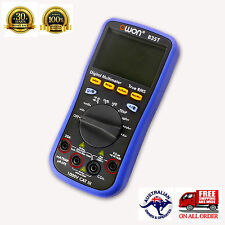 OWON 6000 B35T true rms multimeter bluetooth 4.0 apple app datalogger temp test