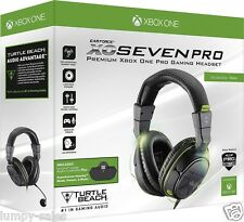 Turtle Beach Ear Force XO Seven Pro Premium Gaming Headset Superhuman Xbox One 1