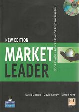 Longman MARKET LEADER Pre-Intermediate Course Book with CD-ROM & Audio CDs @New@