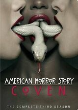 American Horror Story: Season 3 - Coven DVD, Peters, Evan, McDermott, Dylan,