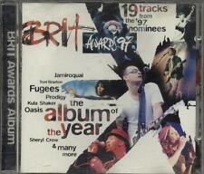 Brit Awards '97 - Oasis/Rem/Prodigy/Jamiroquai/Spice Girls/U2 2x Cd Perfetti