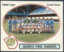 PANINI FOOTBALL 82 #366-QUEENS PARK RANGERS TEAM PHOTO