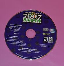 Virtual Vegas 7007 Slots PC Software (Disc Only)