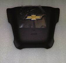 2016 2015 2014 Chevrolet Tahoe SIlverado Suburban Black Air Bag Airbag OEM New