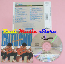 CD TOTO CUTUGNO L'italiano italy CAROSELLO 300 501-2(Xi4) lp mc dvd vhs