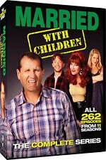 Married with Children: The Complete TV Series Seasons 1-11 DVD Boxed Set NEW!