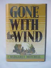 Gone With the Wind 1st Edition 1st Printing May 1936 Margaret Mitchell Pulitzer