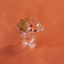 Swarovski Crystal Kris Bear Christmas 2011 AE, #1091815