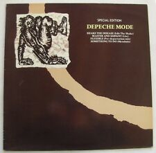 """DEPECHE MODE (Maxi 33T 12"""")  SHAKE THE DISEASE . SPECIAL EDITION. FRANCE 1985"""