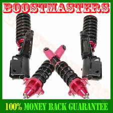 FOR 02-06 Acura RSX DC5 Base/Type-S RED COILOVER SUSPENSION KIT