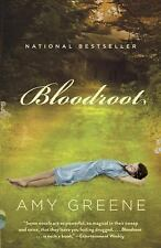 Vintage Contemporaries: Bloodroot by Amy Greene (2011, Paperback)