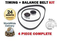 FOR HONDA ACCORD + SHUTTLE 1996-2003 TIMING CAM + BALANCE BELT TENSIONER KIT