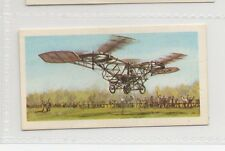 #5 Cornu Helicopter - History of Aviation Card