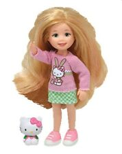 Ty Girlz Li'l Ones EASTER BUNNY Hello Kitty Doll ~NEW~