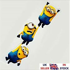 Despicable Me 3D Hanging Minion Funny Car Decal Graphic Waterproof Sticker