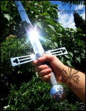 Gothic Bastard Sword - EN45 Steel, Sharp, Functional - SEE VIDEO! Medieval S32