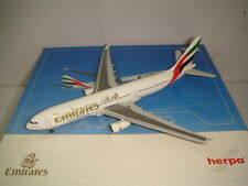 "Herpa Wings 500 Emirates EK A330-200 ""2000s color - www.emirates.com"" 1:500 NG"