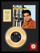 "ELVIS PRESLEY HARD HEADED WOMAN 7"" GOLDENE SCHALLPLATTE"